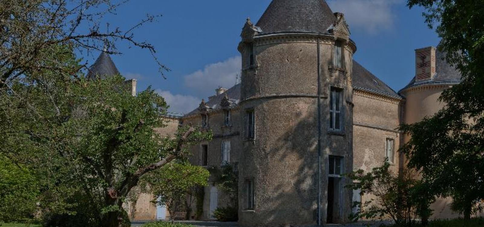 Vendée,France,Château,1029