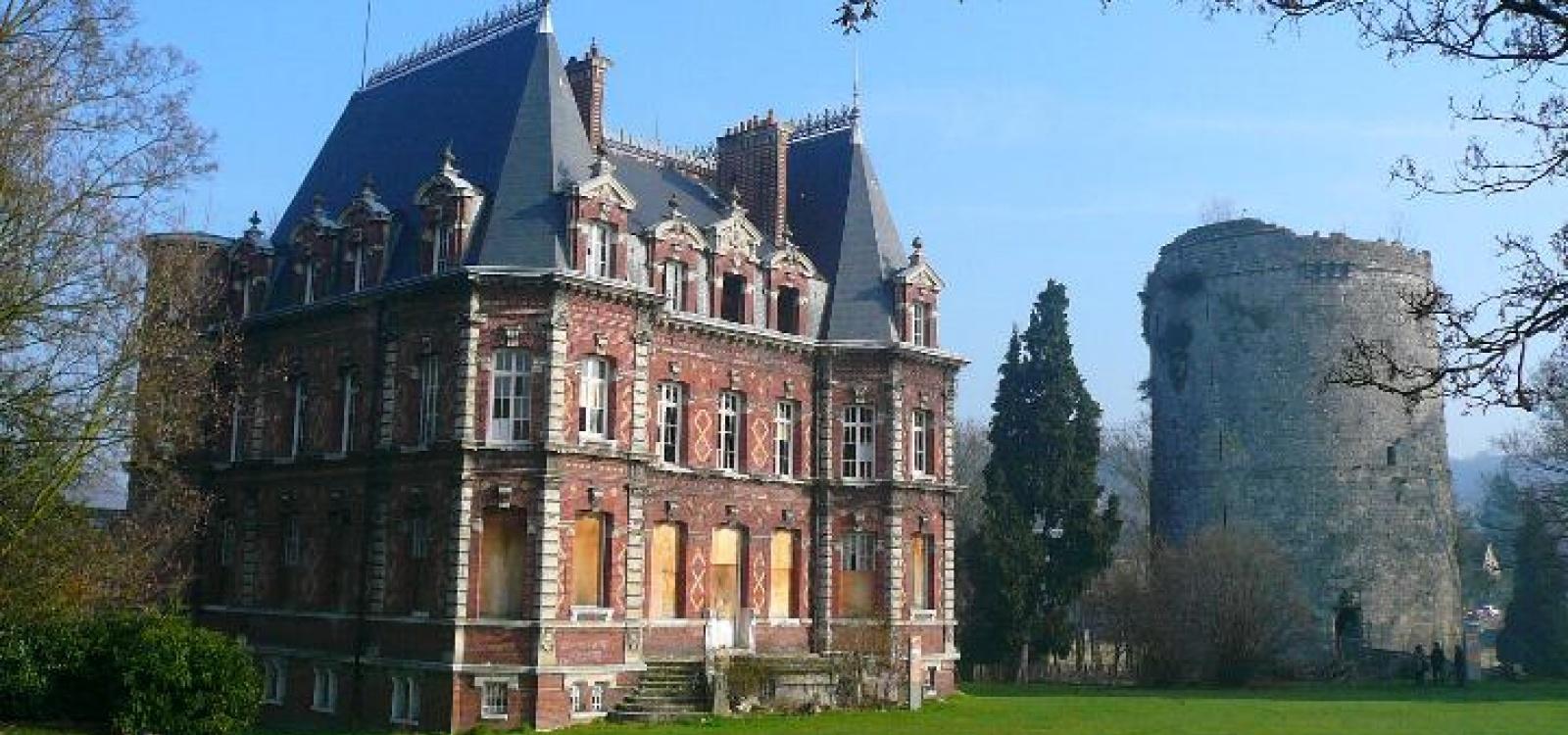Lillebonne,Seine-Maritime,France,Château,1056