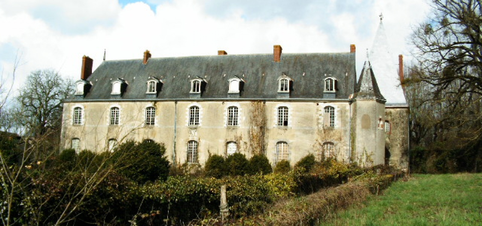 Mayenne,France,Château,1068