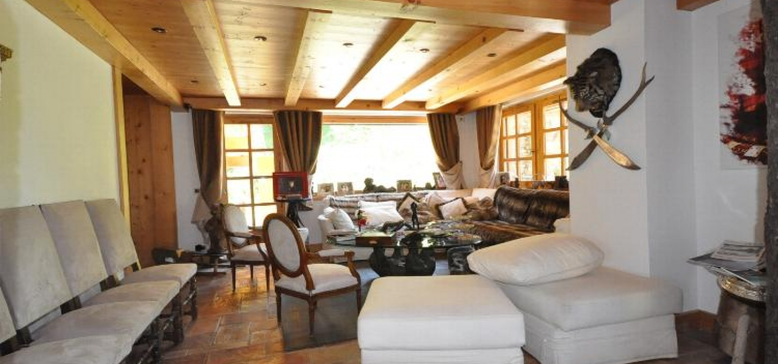 Megève,Haute-Savoie,France,3 BathroomsBathrooms,Chalet,1006