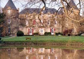 Vendée,France,Château,1069