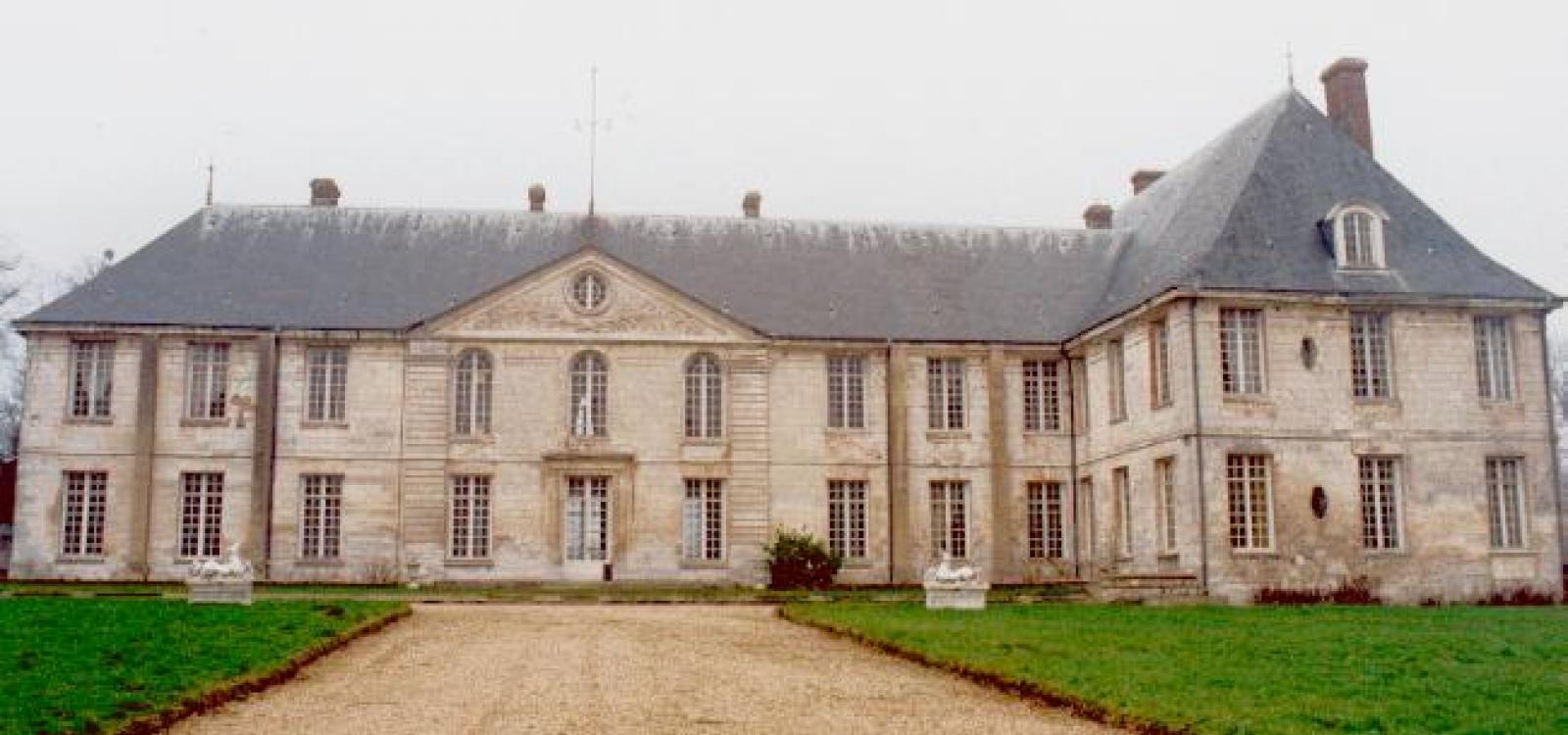 France,Château,1070