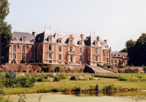 Oise,France,Château,1071