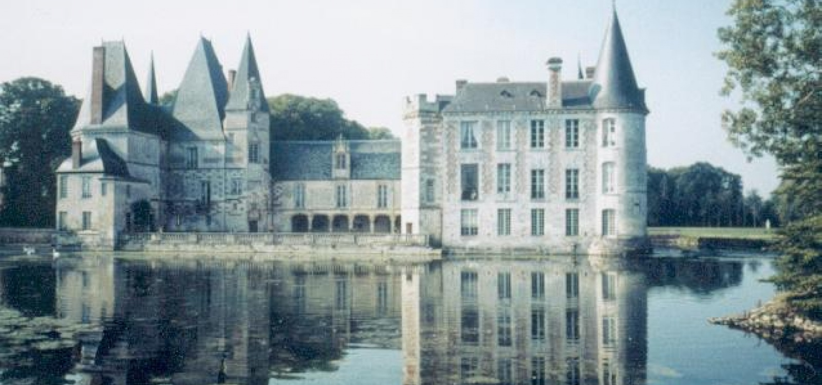 Orne,France,Château,1072